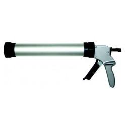 Pistola manual 600 ml cuerpo metálico