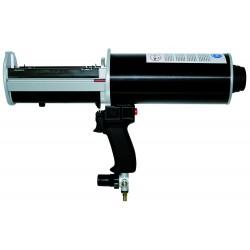 Pistola neumática 2k 490 ml. mezcla 1:1 y 2:1