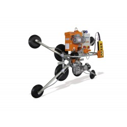 Ventosa con baterias motorizada VR4-GB4+4
