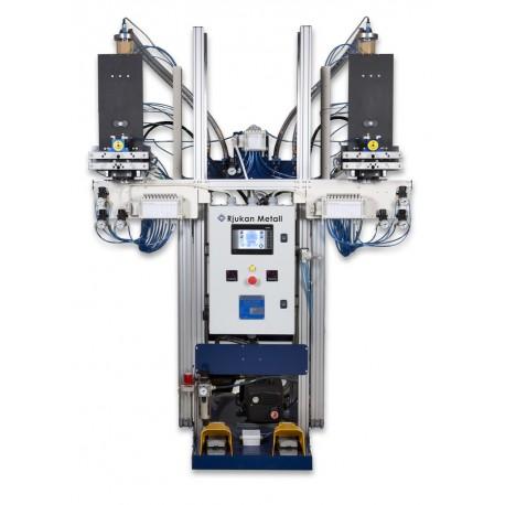 Llenadora automática de tamiz Rjukan DF502