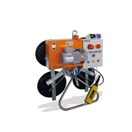 Ventosa Vidrio con Batería VS2-GB4