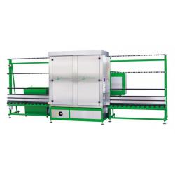 Lavadora vertical abierta OT1600/200/2S Adelio Lattuada