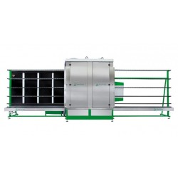 Lavadora vertical abierta OT2000/300/6S Adelio Lattuada