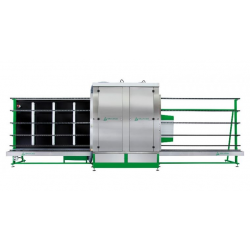 Lavadora vertical abierta OT2000/500/6S Adelio Lattuada