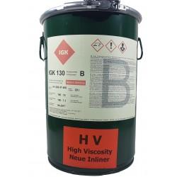 Poliuretano IGK 130 Componente B Pastoso