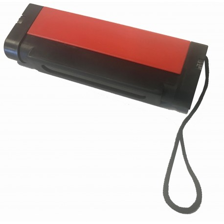 Detector capa de estaño vidrio