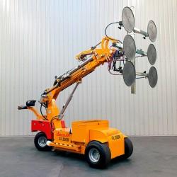 Robot Instalación Vidrios SL 1008 Outdoor