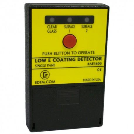 Detector de la capa bajo emisivo (Low-e)