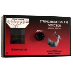 Detector de Vidrio Templado o Endurecido