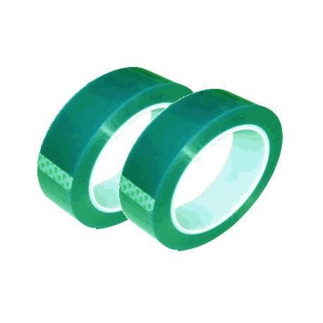 Cinta verde altas temperaturas