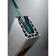 Barandilla de vidrio Denfender