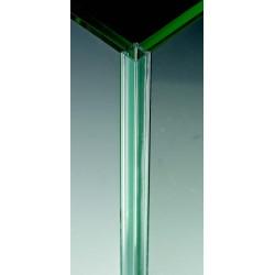 Perfil transparente policarbonato