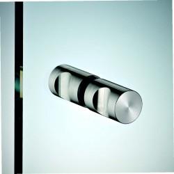 Pomos de metal para vitrinas