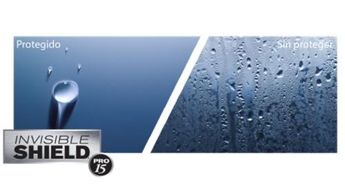 Protección y limpieza de vidrio