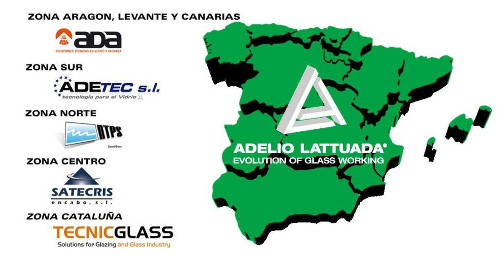 Distribución Adelio Lattuada en España en Ada Distribuciones Técnicas