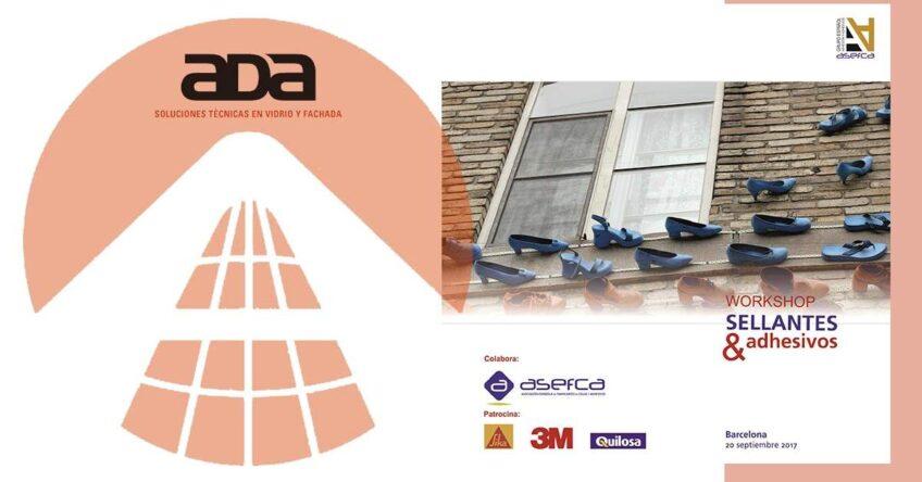 Ada Distribuciones en XVIII Congreso de Sellantes y Adhesivos