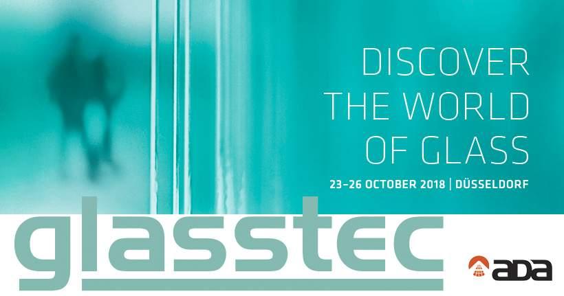 Ada Distribuciones en Glasstec 2018