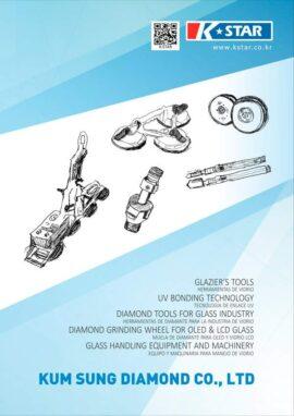 Catálogo K-Star: Herramientas Cristalería