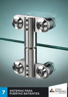 Catálogo Logli Massimo: Sistemas para Puertas Batientes 2018-2020