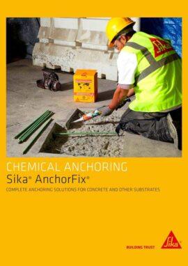 Catálogo Sika: Sistema Anchorfix
