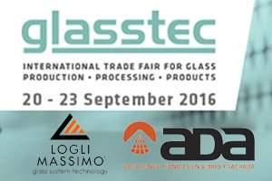 Ada Distribuciones en Glasstec 2016
