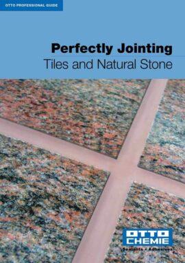 Manual Aplicación para el Sellado en Piedra Otto Chemie (Inglés)