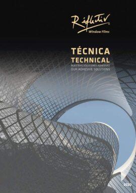 Catálogo Réflectiv: Láminas Técnicas Adhesivas 2020