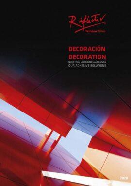 Catálogo Réflectiv: Láminas Decorativas Adhesivas 2020
